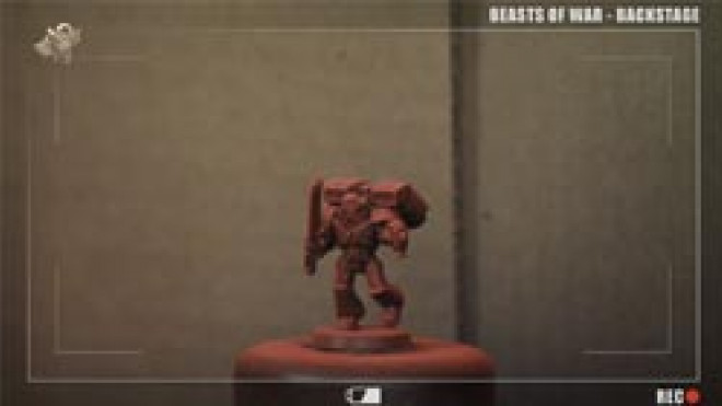 Speed Painting Blood Angels