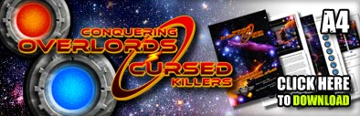 Conquering Overlords - Cursed Killers - A4 Download