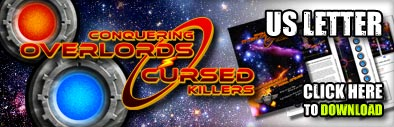 Conquering Overlords - Cursed Killers - US Letter Download