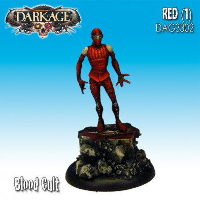 Blood Cult Red