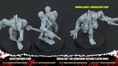 Check out the Gruesome Necron Flayed Ones