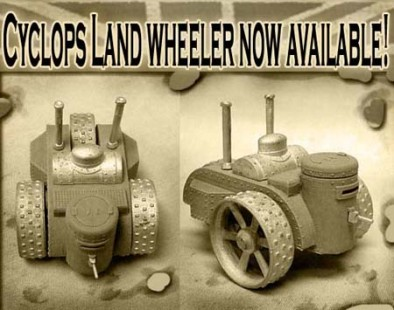 Cyclops Land Wheeler