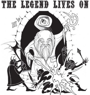 Gygax Memorial Fund Art