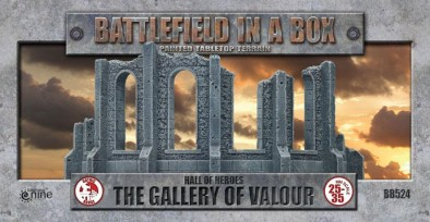 Hall of Heroes: Gallery of Valour