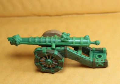 Indian Cannon #1