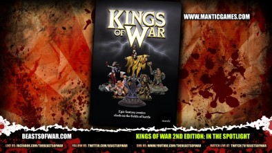 Kings of War 2nd Edition In the Spotlight