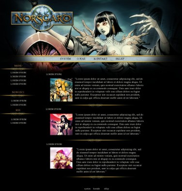 Norsgard Website