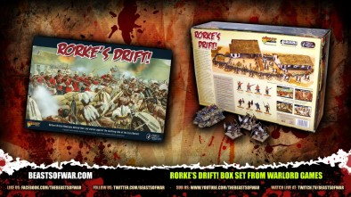 Rorke's Drift Box Set From Warlord Games