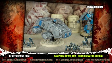 Sampson Hover APC... Brand New for NuCoal