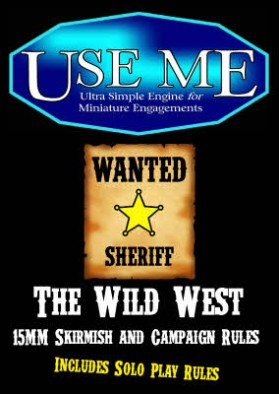 Use Me The Wild West