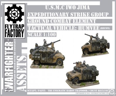 Warfighter Iwo Jima Strike Force