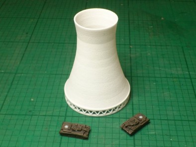 6mm Cooling Tower