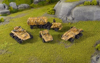 Terran Vehicles