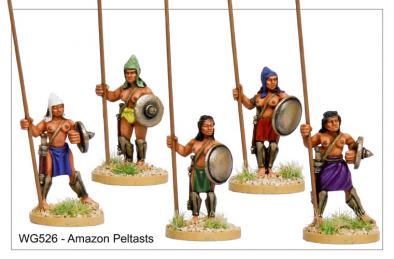 Amazon Peltasts