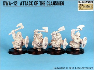 Attack of the Clansmen