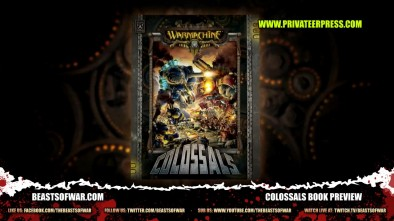 Colossals Book Preview