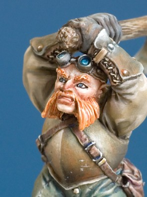 Freebooter's Fate - Painted Dwarf