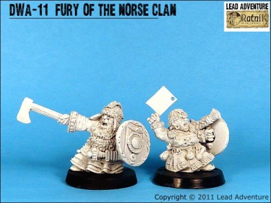Fury of the Norse Clans