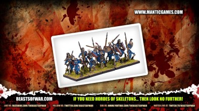 If you need Hordes of Skeletons... then look no further!