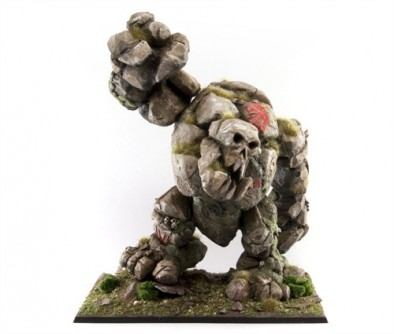 Orc Rogue Idol Painted