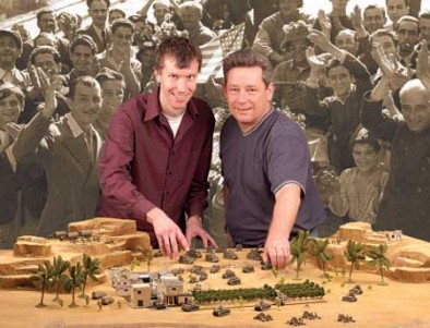 Playing a Game of Flames of War