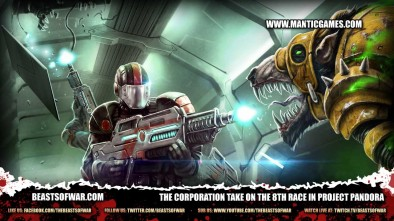 The Corporation take on the 8th Race in Project Pandora