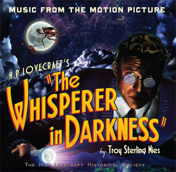 The Whispers in Darkness Cover Art