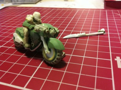 V.S.E Light Motorcycle WIP