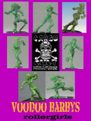 VooDoo Barbys Roller Derby Team