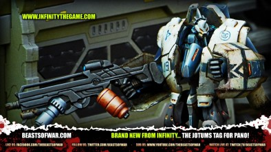 Brand New from Infinity... the Jotums TAG for PanO!