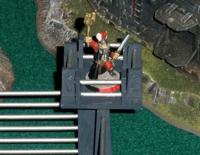 28mm Barrier Fence Tower
