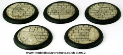 40mm Regal Stone Bases