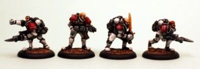 Alternative Armies - Ion Age Retained Squires