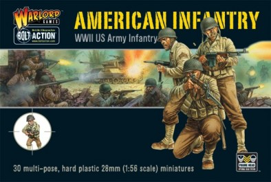 American Infantry Box Art