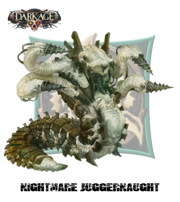 Dark Age: Devastation - Nightmare Juggernaught