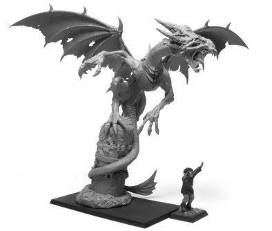 Forge World - Warpfire Dragon Scale