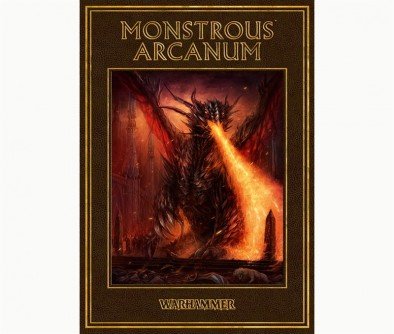 Monstrous Arcanum Cover