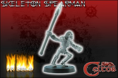Skeleton Spearman #1