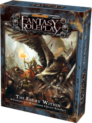 The Enemy Within Box Art