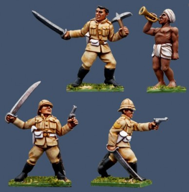 The Sergeants Three and Din