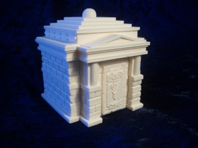 Thomarillion Crypt Unpainted