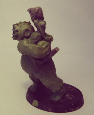 Titan Forge - Anchor Basher with Mermaid