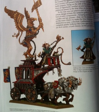 Volkmar on War Altar
