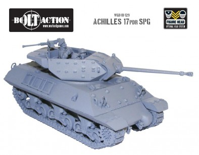 Warlord - Achilles 17pdr SPG