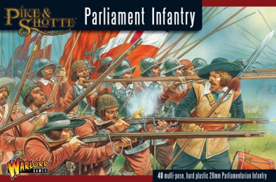 Warlord - Parliament Infantry