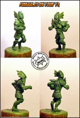 Willy Miniatures - Elf Prince