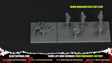 15mm Late War Germans from Wargames Factory