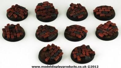 25mm Paving Block Bases