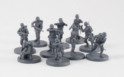28mm WWII American Infantry
