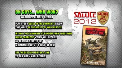 Flames of War Competition Details
